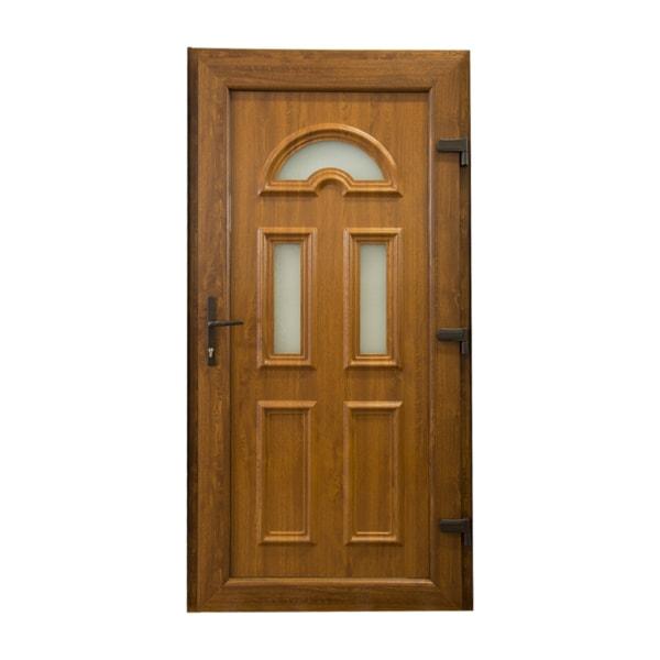 drzwi wejsciowe d06 zloty dab