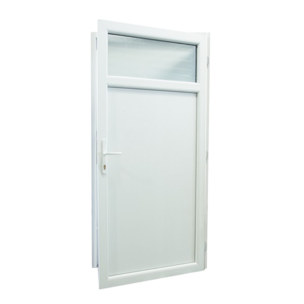 drzwi serwisowe d01 biale otwarte