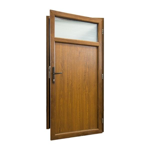 drzwi serwisowe d01 zloty dab otwarte