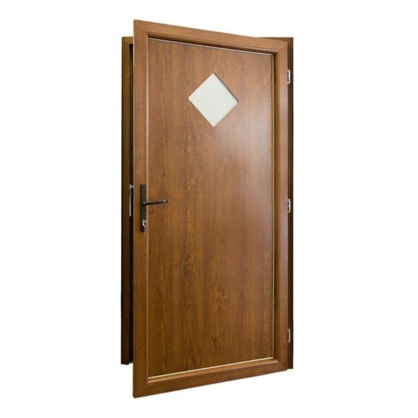 drzwi serwisowe d09 zloty dab otwarte