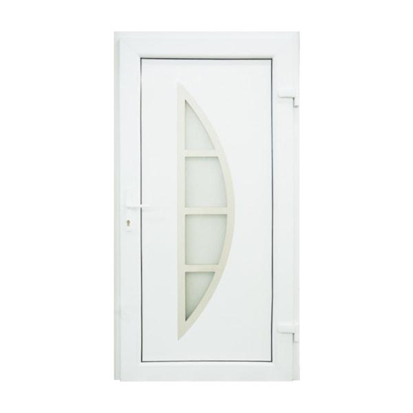 drzwi wejsciowe d12 biale