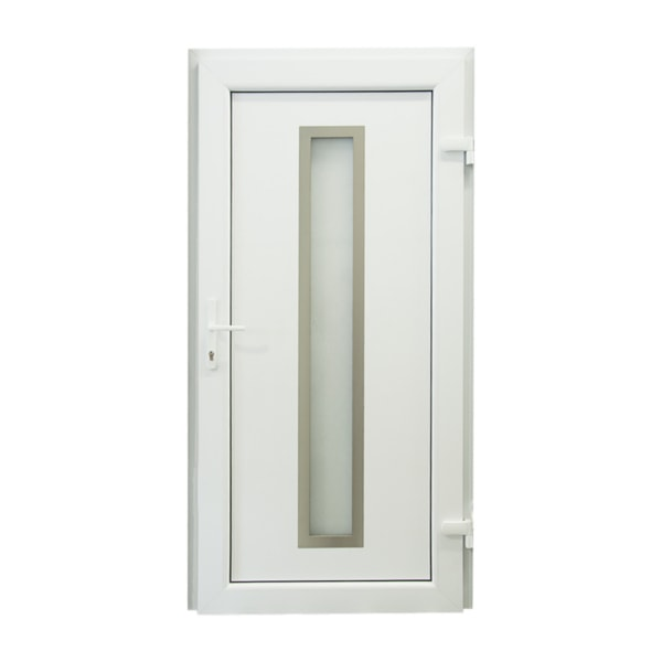 drzwi wejsciowe d13 biale