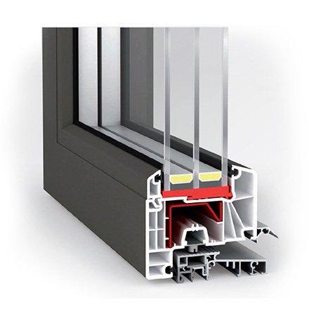 Drzwi Balkonowe I Tarasowe Klasyczne Lub Z Ruchomym Słupkiem