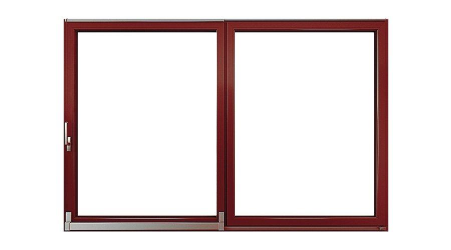 Okna uchylno-przesuwne PCV