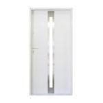 drzwi stalowe 55 mm GRENADA 01 SZKLONE MODEL DS5501S1